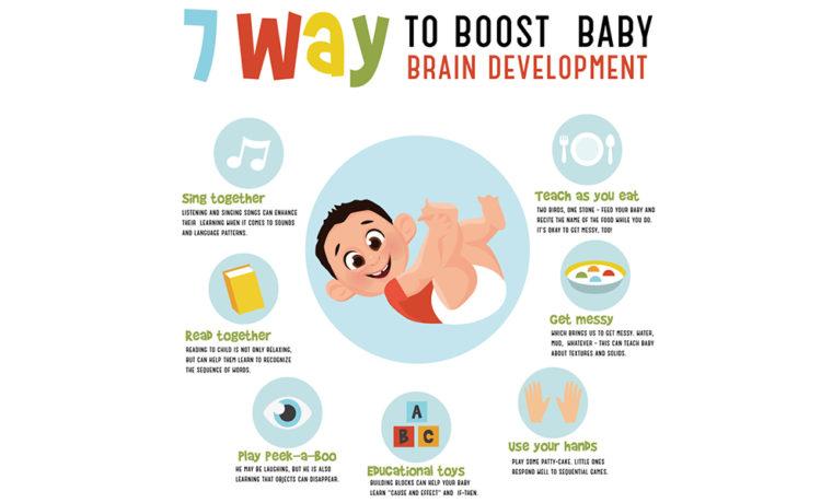 7 ways to boost child's IQ